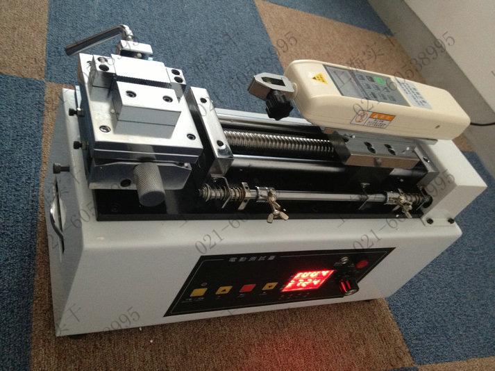 破坏力测试电动测试台图片