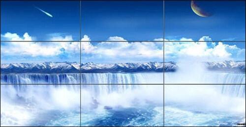 液晶拼接大屏幕显示系统特性及发展方向分析