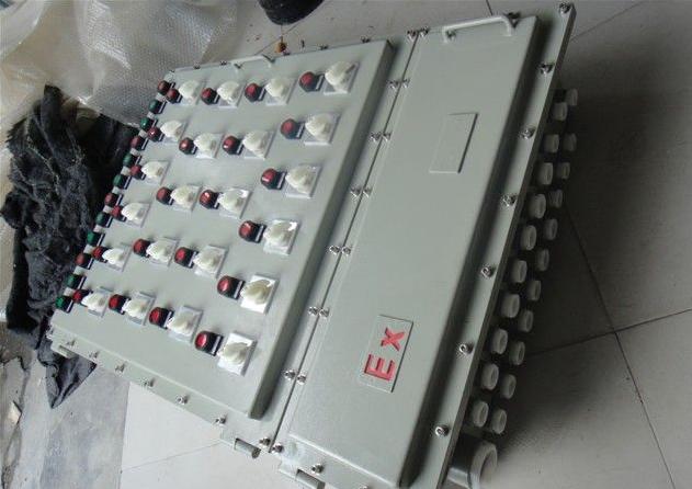 哪里定做bxk水泵防爆现场控制箱_防爆接线箱,防爆仪表