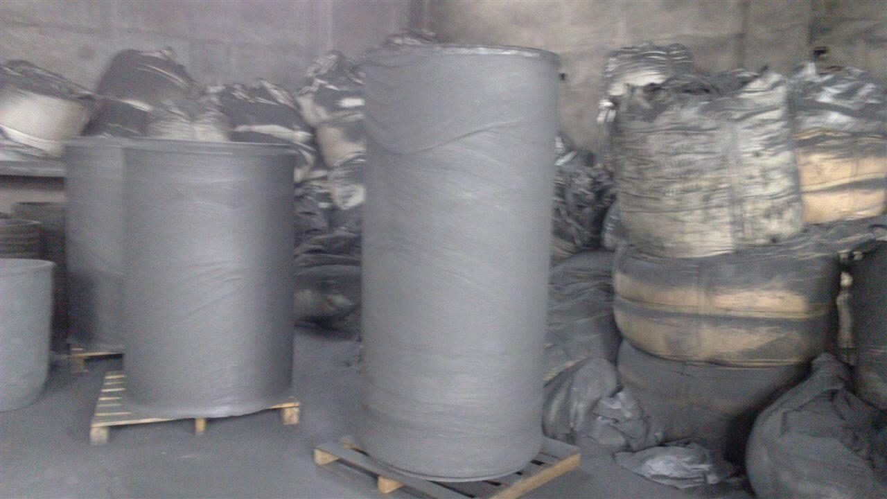 500号电炉坩埚*直桶电炉熔铜500公斤坩埚
