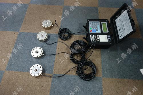 多通道轮辐式数显测力工具