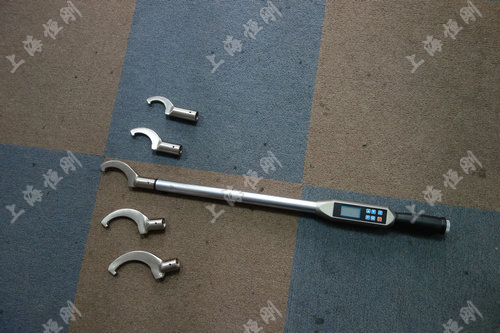 标准件扭力扳手图片(可配勾型头)
