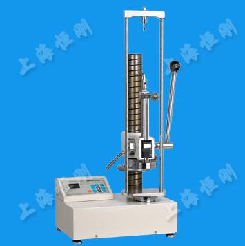 手动式小力值弹簧拉压试验机