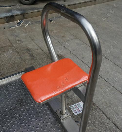 带座椅轮椅秤