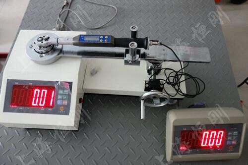 触屏扭矩扳手测量仪图片