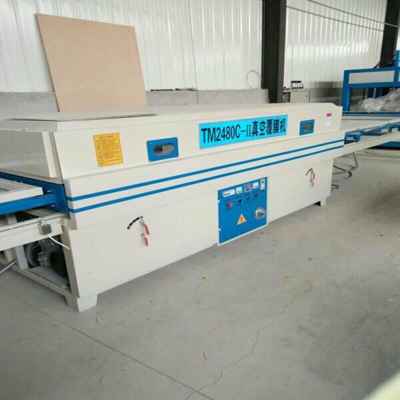 小型PVC板全自动水性pe膜覆膜机厂 公司动态 大城县双洪数控机械设