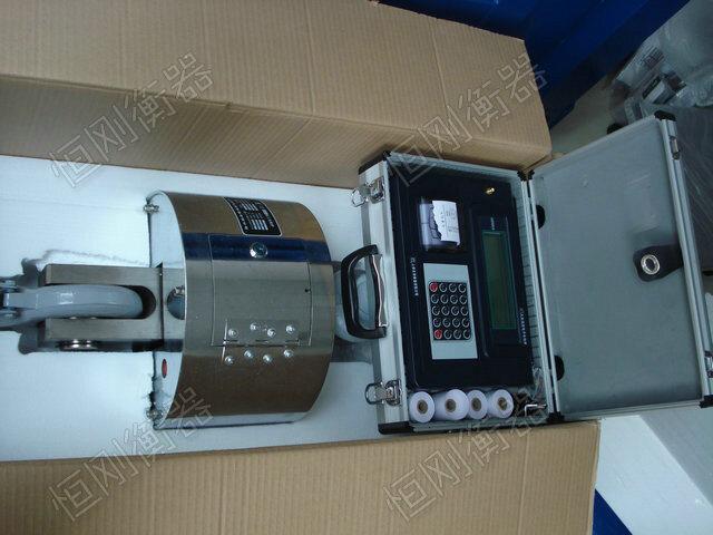无线数据传输电子吊秤
